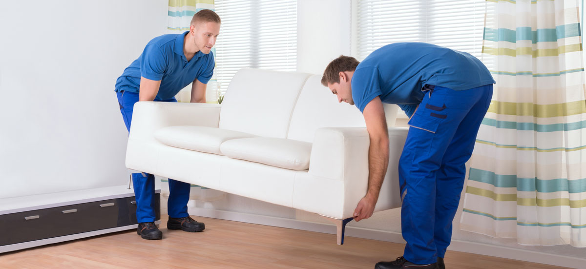furniture and appliance moving services