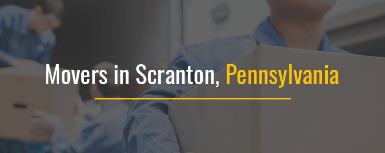 Movers in Scranton, PA