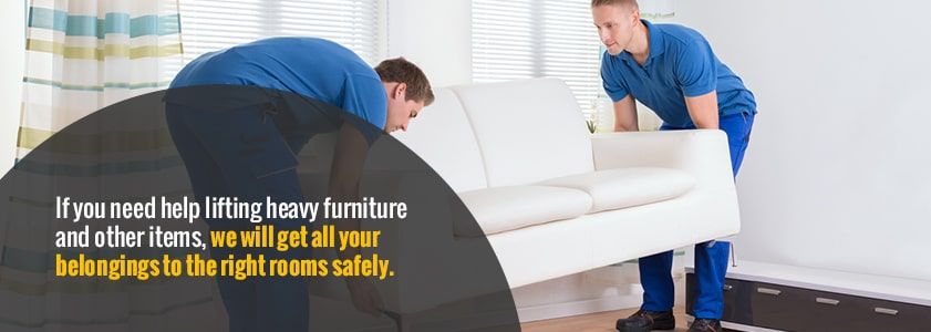 Lifting Heavy Furniture