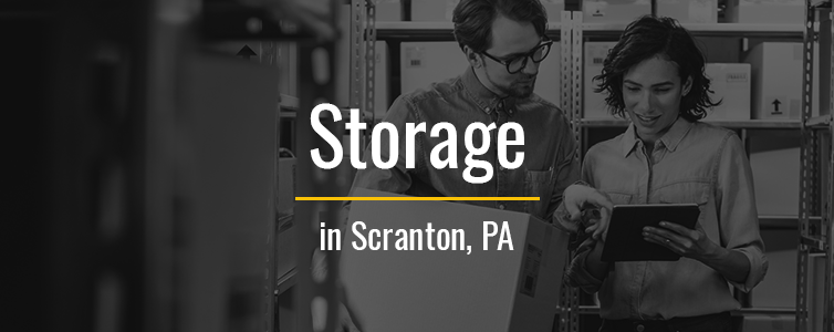 Storage in Scranton PA